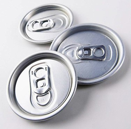 Beverage can bodies & ends representing a typical example of high product made from liquid metal treated with a PDBF® Deep Bed Filter. For such application with very thin wall, relatively small particles have to be removed from the liquid metal to avoid any quality problems.