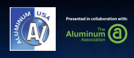 Logo of Aluminum USA exhibition 2017 at Nashville