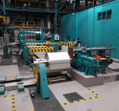 Two new Jumbo 3CM® continuous casters commissioned at Assan Aluminyum
