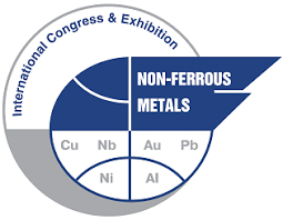 """Non Ferrous Metals and Minerals"" logo"
