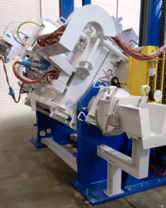 Read more about the article New ALPUR<sup>®</sup> Rotary Spout commissioned!
